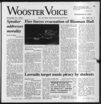 The Wooster Voice (Wooster, OH), 2003-09-12