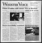The Wooster Voice (Wooster, OH), 2003-09-19