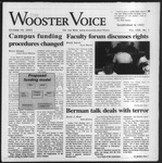 The Wooster Voice (Wooster, OH), 2003-10-10