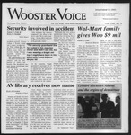The Wooster Voice (Wooster, OH), 2003-10-24