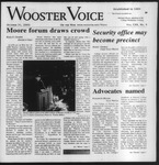 The Wooster Voice (Wooster, OH), 2003-10-31