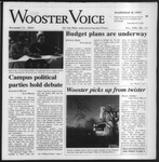 The Wooster Voice (Wooster, OH), 2003-11-21