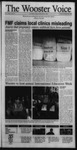 The Wooster Voice (Wooster, OH), 2009-10-30