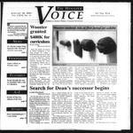 The Wooster Voice (Wooster, OH), 2001-01-18