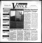The Wooster Voice (Wooster, OH), 2001-02-01