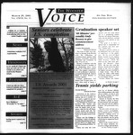 The Wooster Voice (Wooster, OH), 2001-03-29