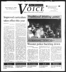 The Wooster Voice (Wooster, OH), 2001-09-06