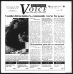 The Wooster Voice (Wooster, OH), 2001-09-20