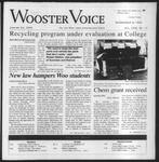 The Wooster Voice (Wooster, OH), 2003-01-24