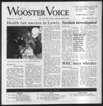 The Wooster Voice (Wooster, OH), 2003-02-14