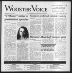 The Wooster Voice (Wooster, OH), 2003-02-28