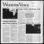 The Wooster Voice (Wooster, OH), 2003-08-29
