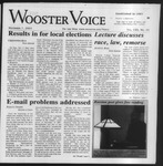 The Wooster Voice (Wooster, OH), 2003-11-07