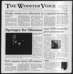 The Wooster Voice (Wooster, OH), 2004-04-09