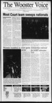 The Wooster Voice (Wooster, OH), 2008-01-25