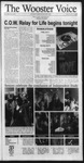 The Wooster Voice (Wooster, OH), 2009-04-03