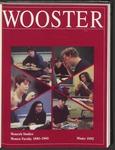Wooster Magazine: Winter 1992