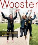 Wooster Magazine: Spring 2016 by Karol Crosbie