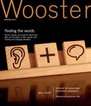 Wooster Magazine: Winter 2012
